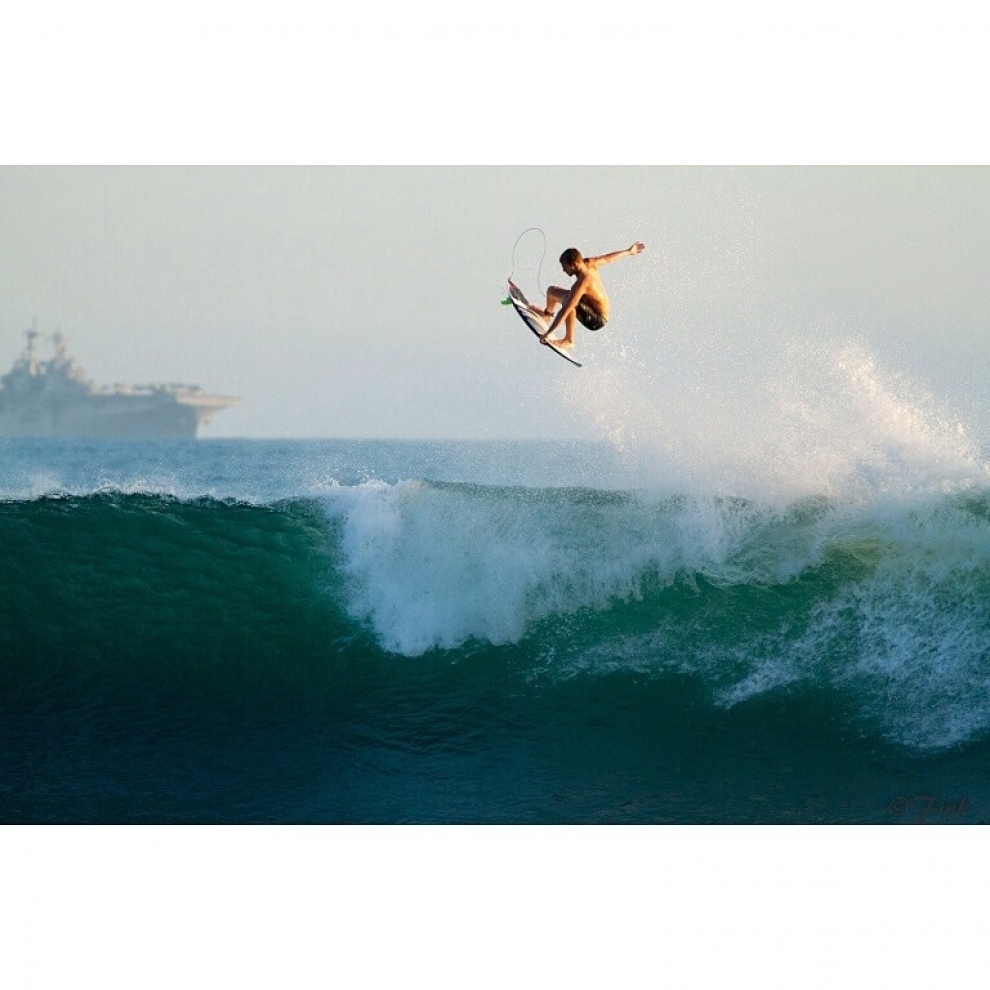 Mike Fink's photo of Trestles