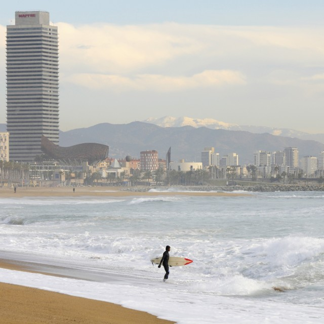 Photo of Barceloneta