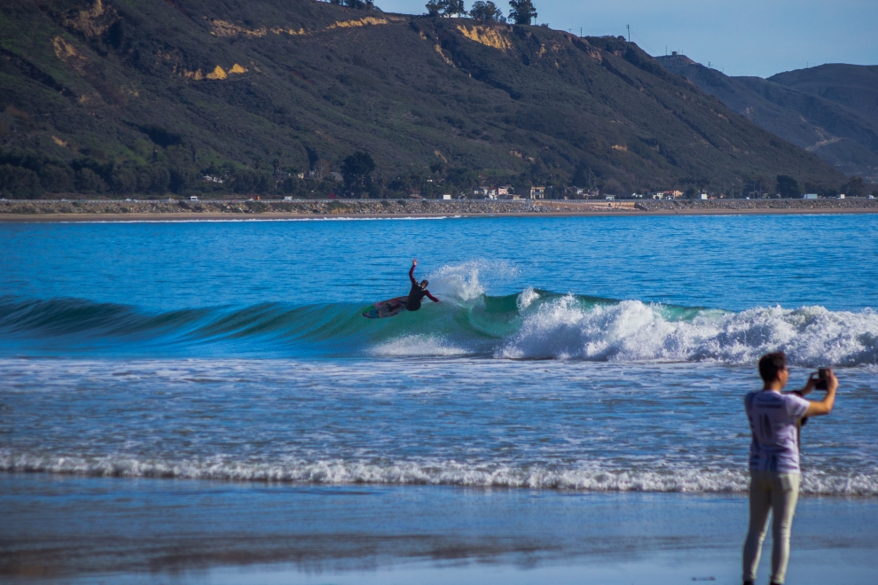 Bas Koster's photo of Rincon Point