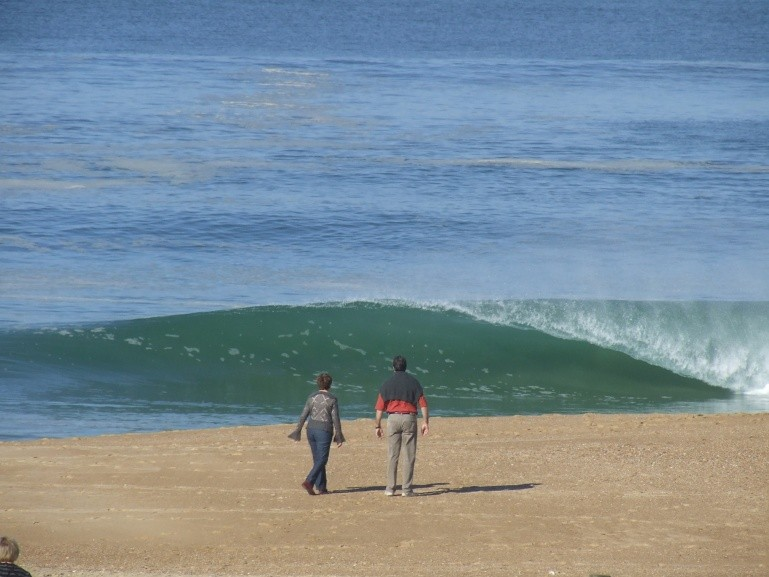Ando's photo of Hossegor (La Graviere)