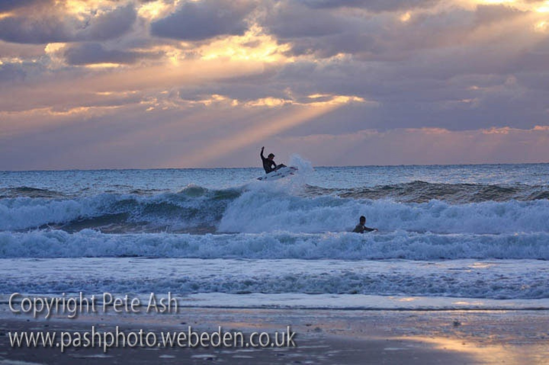 Pete Ash's photo of Bude - Crooklets