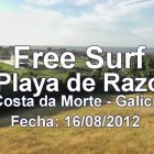 Video of Playa de Traba