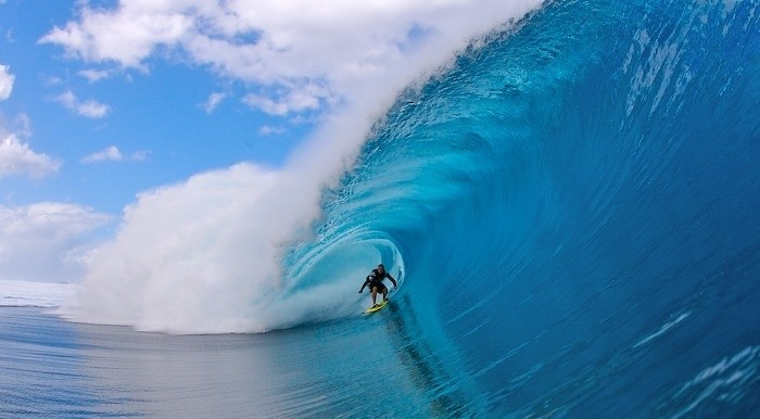 Mickey Smith's photo of Teahupoo