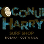 Coconut Harrys Surf Shop & School Logo