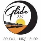 The Glide Surf School and Shop Logo