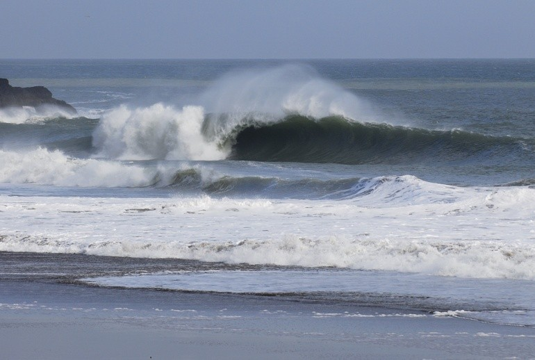 Phill Boyd's photo of Hells Mouth (Porth Neigwl)