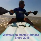 Video of Monte hermoso (el espigon)