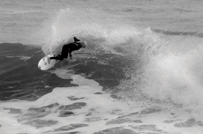 Sir Footy's photo of Steamer Lane