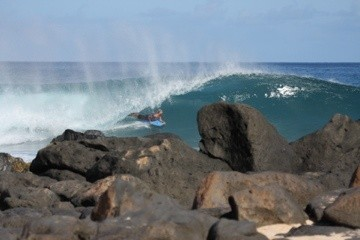 Josh Macy's photo of Pipeline & Backdoor