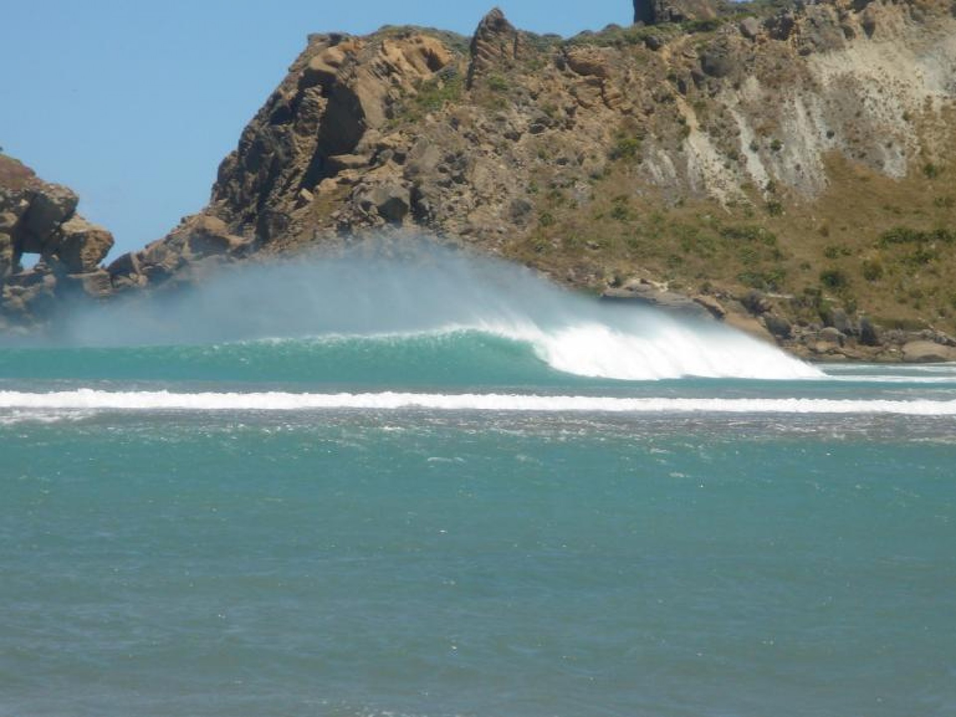 Stud's photo of Castlepoint
