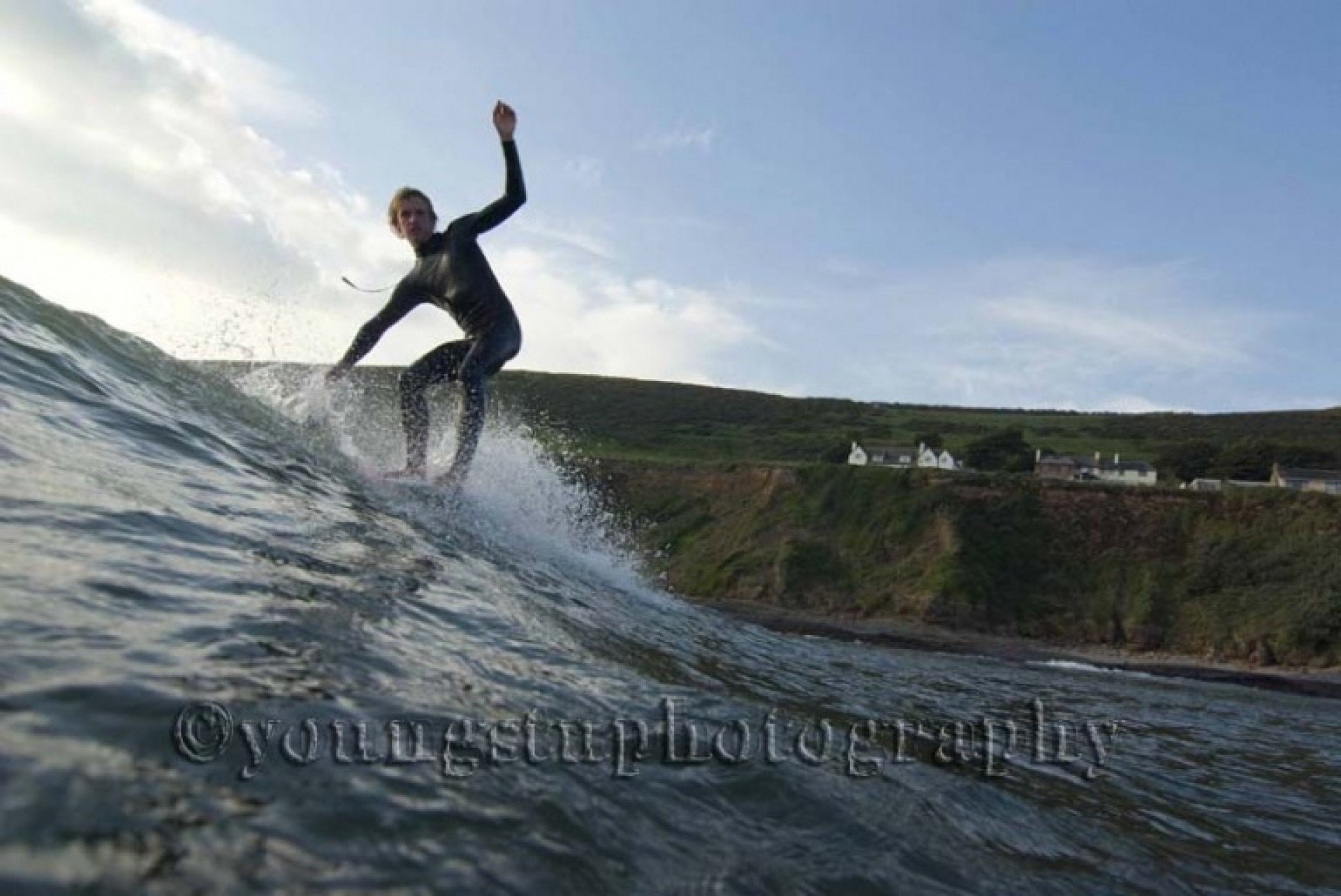 Youngstu's photo of Croyde Beach