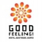 The Good Feeling Hostel & Surf School Logo