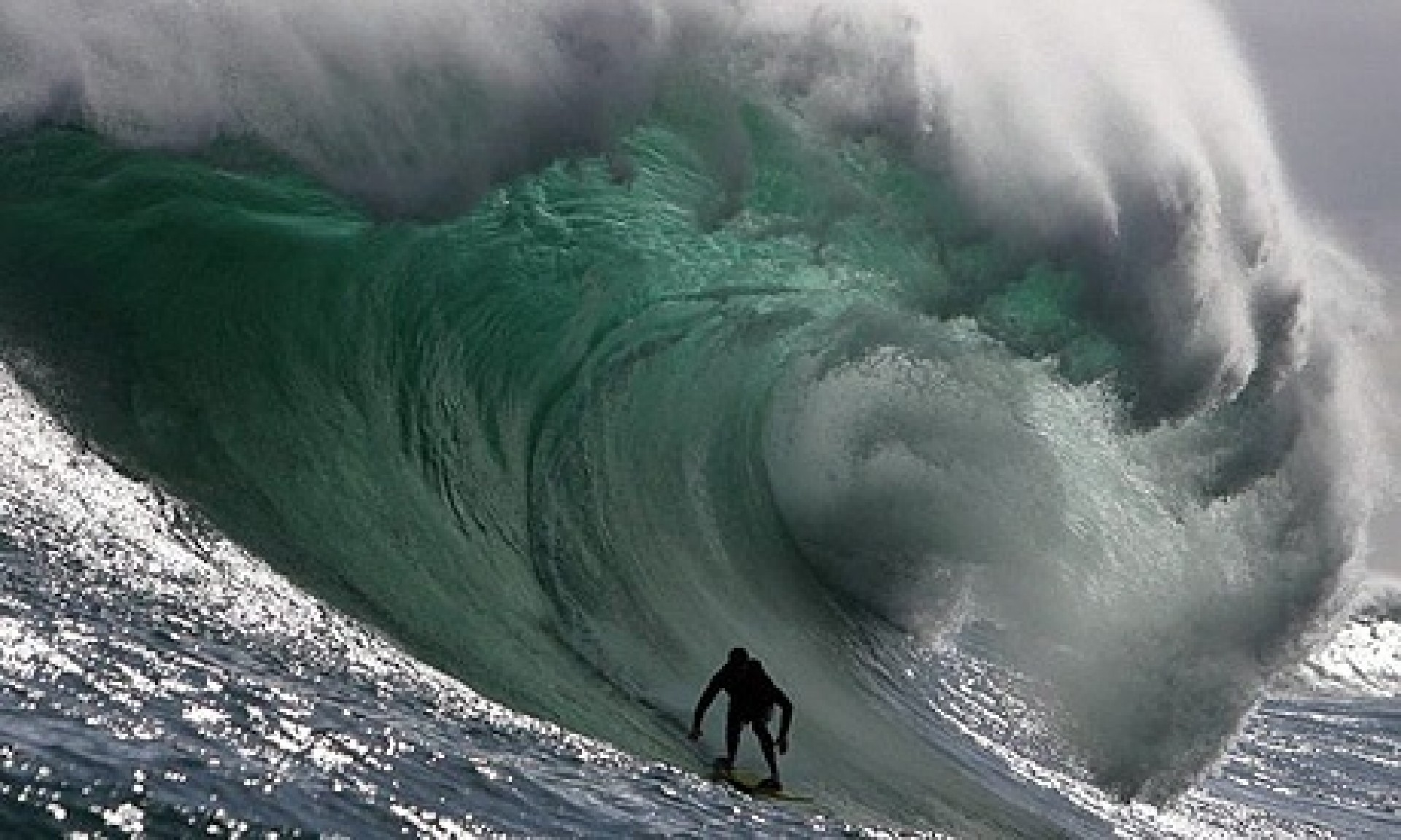 cam the man's photo of Shipstern Bluff