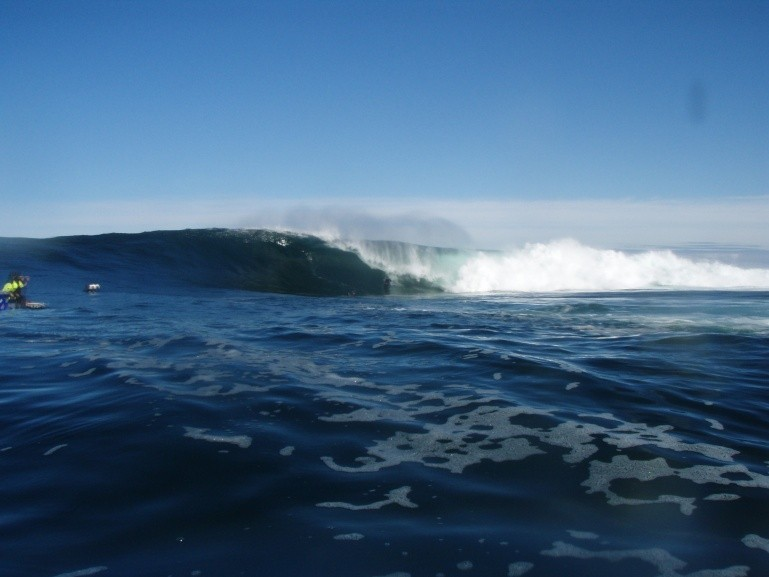 Tunna's photo of Shipstern Bluff