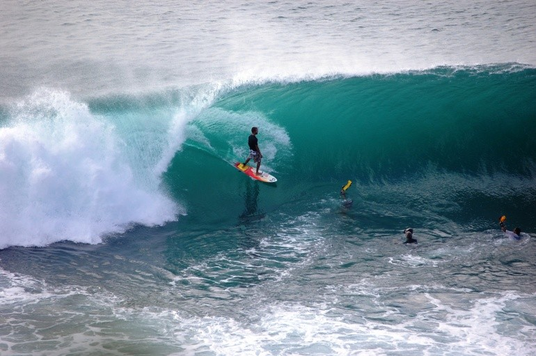 Pete Burnett's photo of Uluwatu