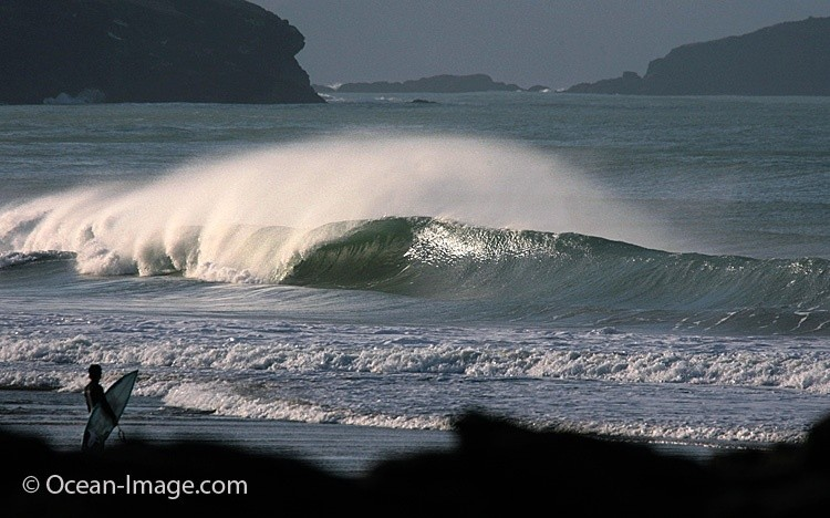 Mike Newman's photo of Porthtowan