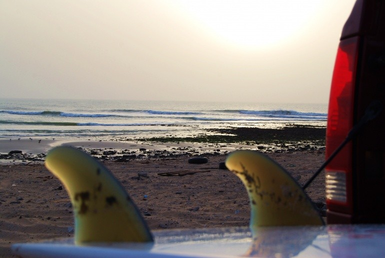SURF DUBAI's photo of Al Ashkharah