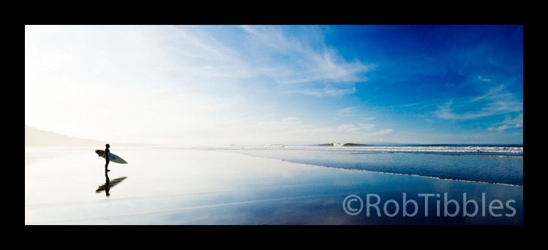 Rob Tibbles's photo of Croyde Beach