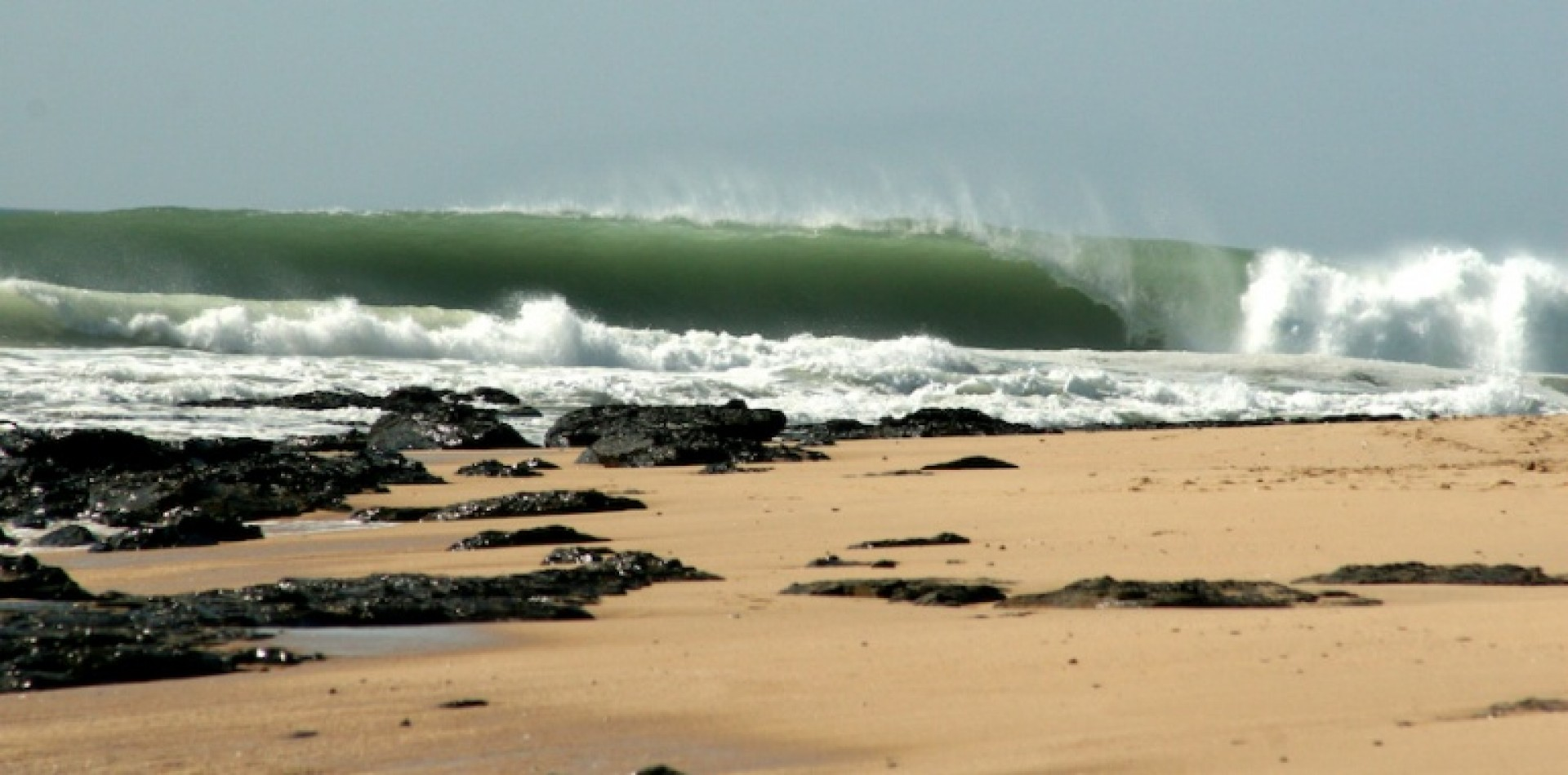 Surf Camp Maine's photo of Jeffreys Bay (J-Bay)