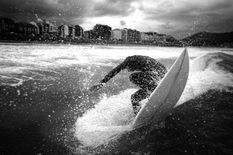 Ben Jones Photography's photo of Biarritz Grande Plage
