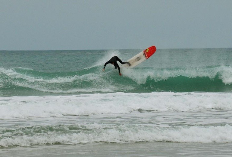 Surfing Polonia's photo of Newquay - Fistral North