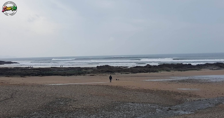Bude Crooklets 3 Apr 2016 11 00am Surf Report