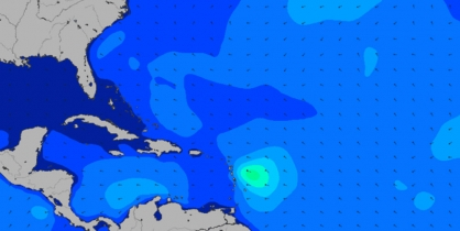 Tropical Storm Bertha – Surf Outlook