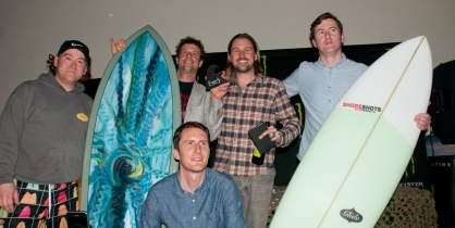 That's a Wrap, The 2nd Shoreshots Irish Surf Film Festival