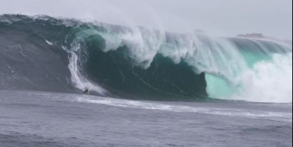 Wipeout from Hell off Tasmania