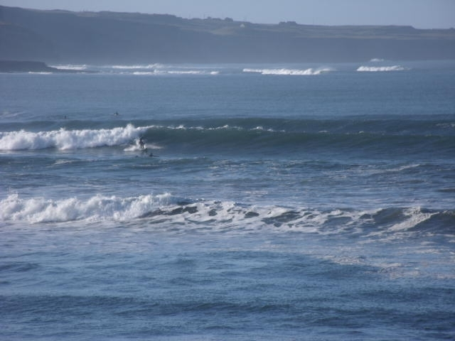 Lahinch - Beach Surf Report