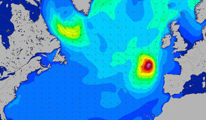 UPDATES: Post-Tropical Cyclone Helene to Unleash Pumping Swell