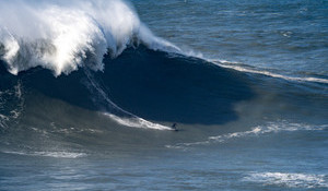 The Last Two Days at Dramatic Nazare: 'The Closest to Death I've Ever Been'