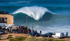 GALLERY: Big Wednesday at Nazare
