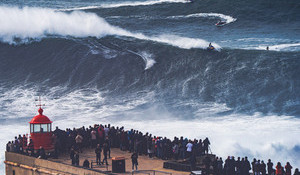 "10-Days of Nazare: ""One of The Most Spectacular Swell Events in History"""