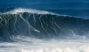 EXCLUSIVE: Watch Nazare's Biggest Day of the Season