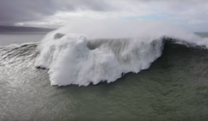 WATCH: The Nazare Wiepout That Almost Killed Pedro Scooby