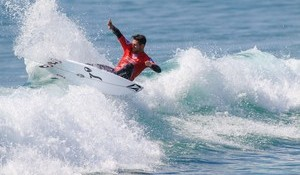 Gony Zubizarreta and Justine Dupont Take Out Caparica Pro