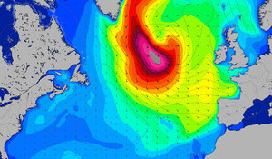 Euro Strike Round 2: Nazare and South Spots Set to Explode?