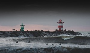 UPDATE: Five Surfers Drowned in Holland Last Night