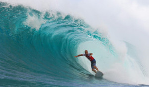 Kelly Slater Interview: I Want to Spoil John John's or Gabby's World Title Race