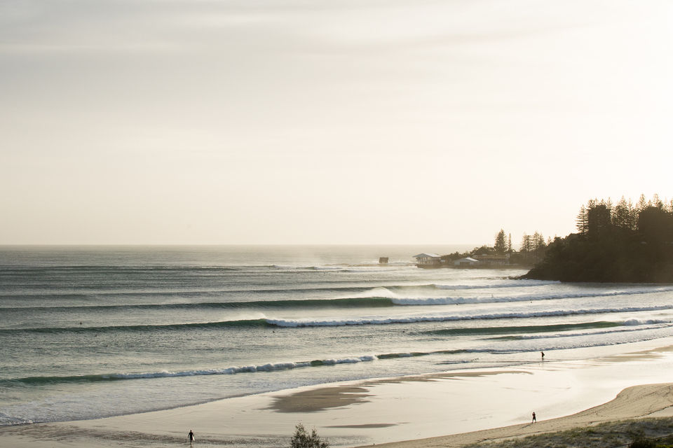 The Gold Coast sure does live up to its name.