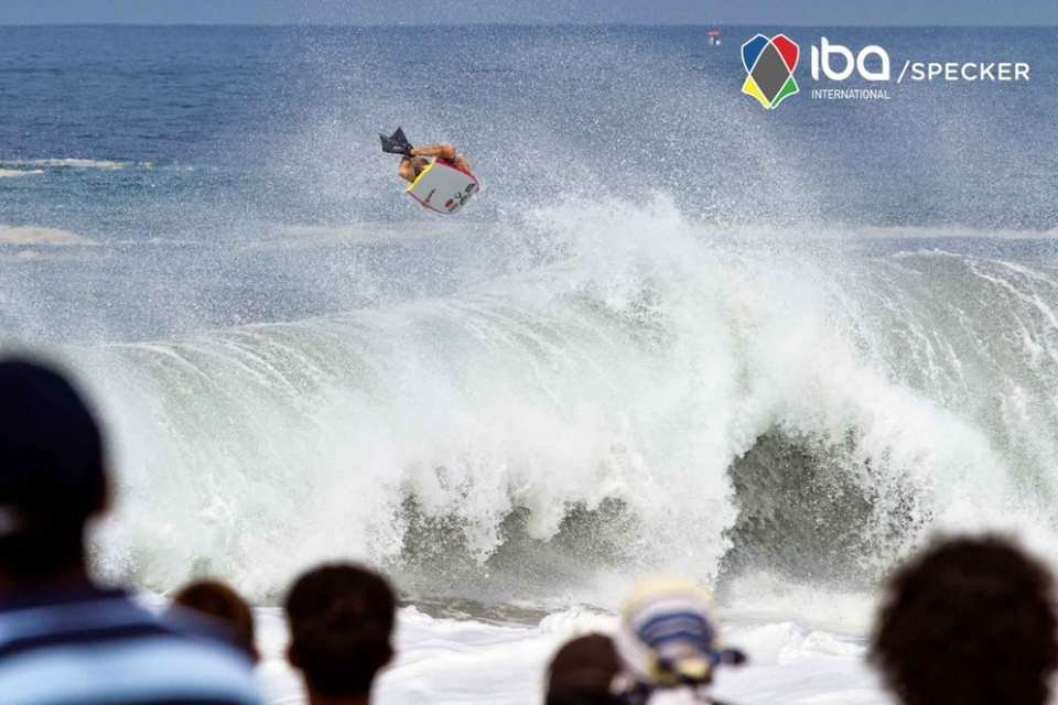 The IBA tour has gone from strength to strength this year with events held in some of the most challenging waves in the world, after Pipe kicked the season off in February with average conditions the focus on world class venues has paid off at every stage since.   At the half-way point in the year the world tour has never enjoyed as high a profile amongst everyday bodyboarders and the elite alike, attracting more viewers all the time and promoting the sport in the waves which it deserves.   We can look forward to seeing more moves like this from current championship leader Jeff Hubbard in the second half of the season, a quick look at the current top ten rankings reveals a close race which may well come down to a showdown at the final event at Fronton in December.   Current IBA Top Ten:  1.Jeff Hubbard(HAW)6220 PTS  2.Guilherme Tamega(BRZ)5550 PTS  3.Ryan Hardy(AUS)5384 PTS  4.Mark McCarthy(ZAF)4940 PTS  5.Magno Oliviera(BRZ)4840 PTS  6.Pierre Louis Costes(FRA)4680 PTS  7.Jared Houston(ZAF)4620 PTS  8.Amaury Lavernhe(REU)4580 PTS  9.Dallas Singer(AUS)4540 PTS  10.Ben Player(AUS)4480 PTS    www.ibaworldtour.com