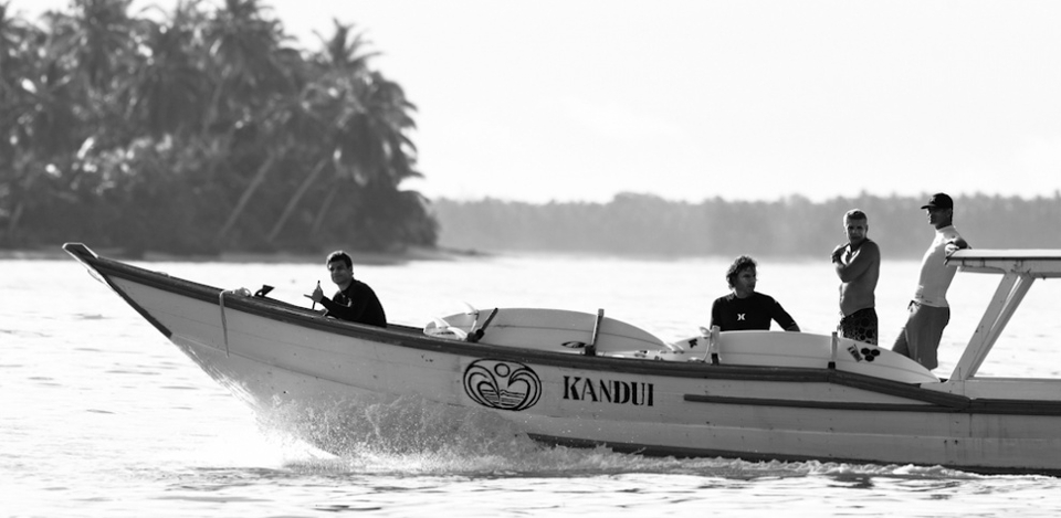 With the season winding down, another day comes to an end at Kandui Resort.  Hope to  see you  off the grid soon...