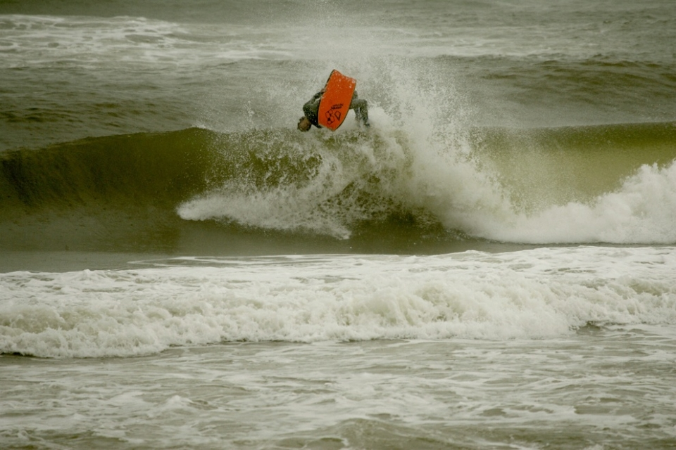Israel has a high bodyboarding level, and Kiril Shchegolsky is probably Israel's top bodyboarder.