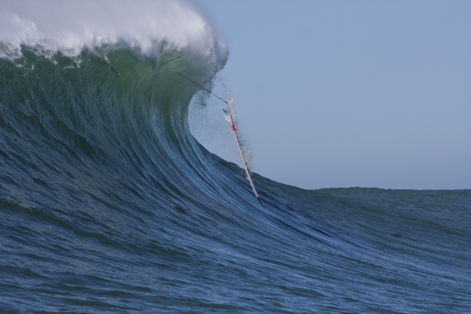Never let it be said flippantly that Mavs eats surfers, for it sure does.