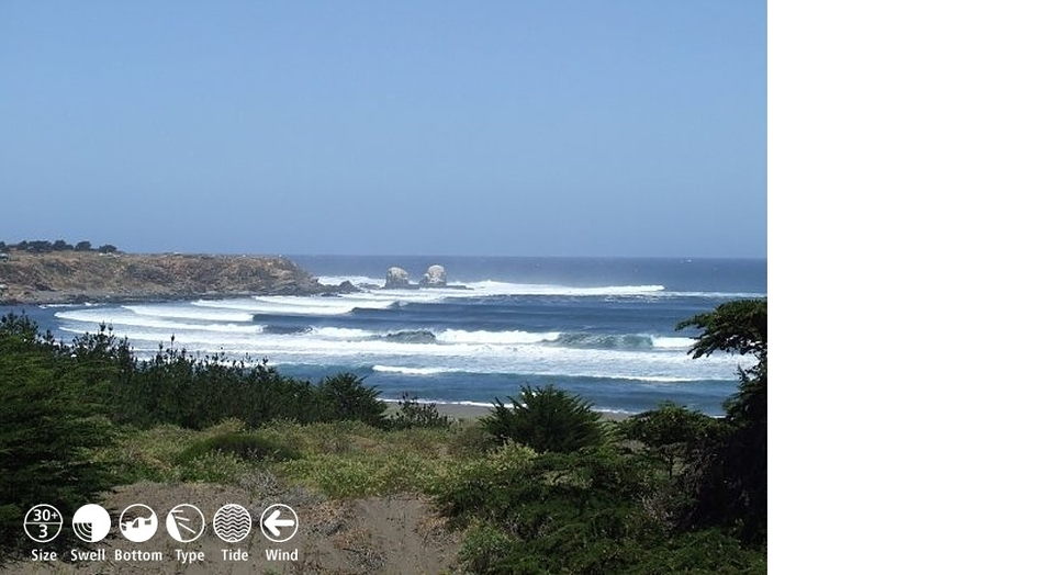 HOTSPOT - PUNTA DE LOBOS   Proclaimed
