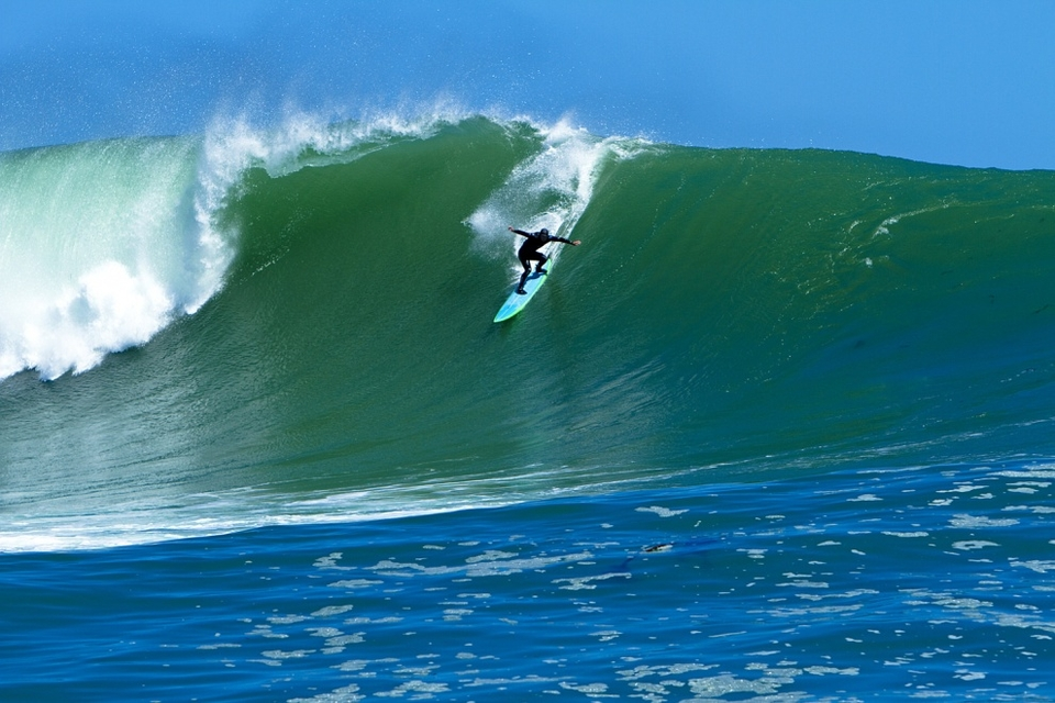 The lefts were super clean all day. This is me on a smooth one.