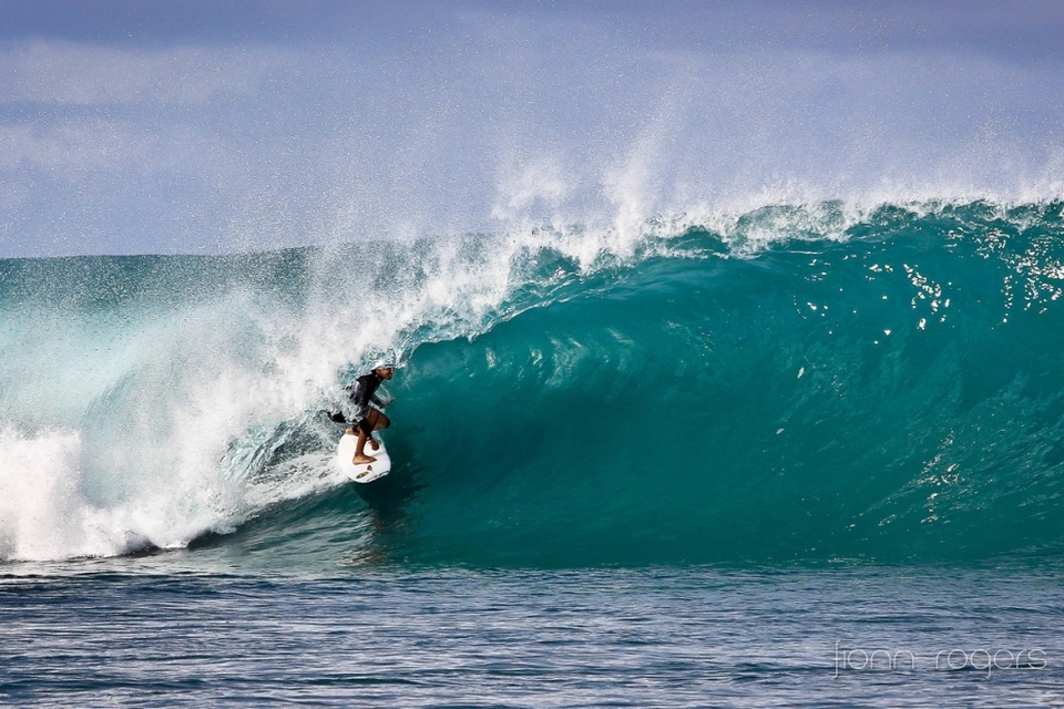 Further evidence that the  Indonesian Surfing Championship Tour  is
