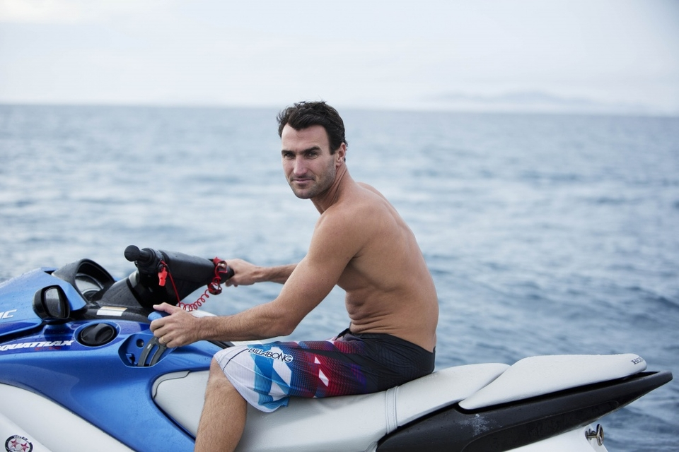 Parko dropped from one to three in the rankings. We all want you to win the title Parko, you deserve it.