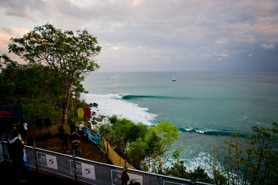 Hamilton has competed in many ASP Women's World Tour events since turning pro in 2007, but the 2012 Rip Curl Cup will be her first time competing against male surfers in a professional surf contest. In her opening round heat at Padang Padang, Hamilton will surf against Laurie Towner (Australia) and local surfers Mustofa Jeksen (Kuta) and Made Lana (Uluwatu).    Contest Director Pete Matthews also commented: